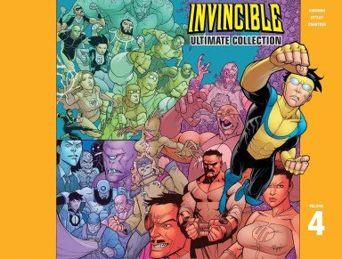 Invincible Ultimate Collection 4 HC