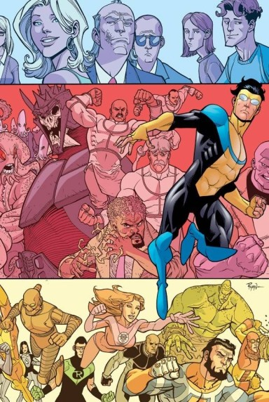 Invincible Ultimate Collection 3 HC