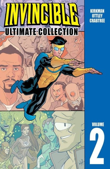 Invincible Ultimate Collection 2 HC