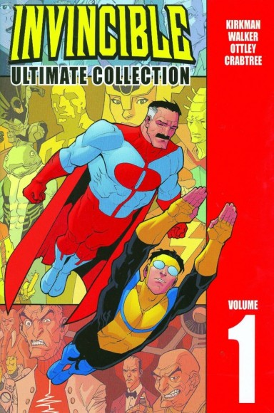 Invincible Ultimate Collection 1 HC