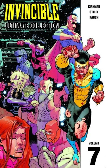 Invincible Ultimate Collection 7 HC