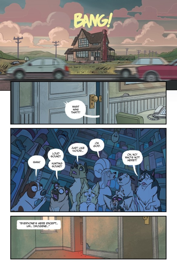 Stray Dogs5 Page 03 letters outlines