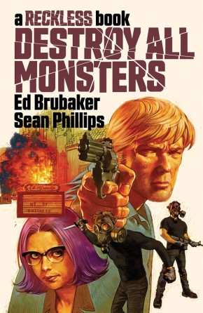 Destroy All Monsters: A Reckless Book HC
