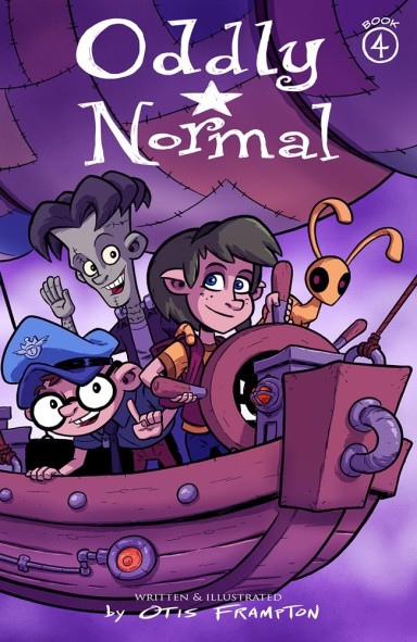 Oddly Normal, Book 4 TP