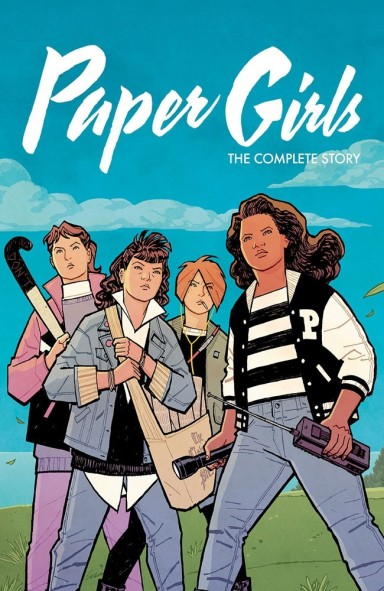 Paper Girls: The Complete Story TP