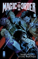 The Magic Order 2 #1 (of 6)