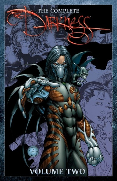 The Complete Darkness Vol 2 HC