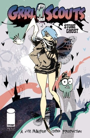 Grrl Scouts: Stone Ghost #1 (of 6)