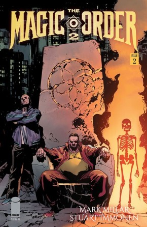 The Magic Order 2 #2 (of 6)
