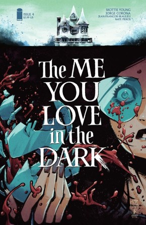 The Me You Love In The Dark #4 (of 5)