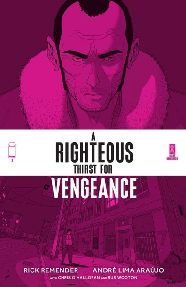A Righteous Thirst For Vengeance #2