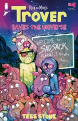 Trover Saves The Universe #4