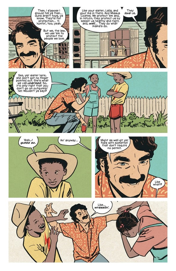 That Texas Blood 10 Page 3