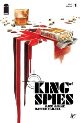 KING OF SPIES #1 (OF 4)