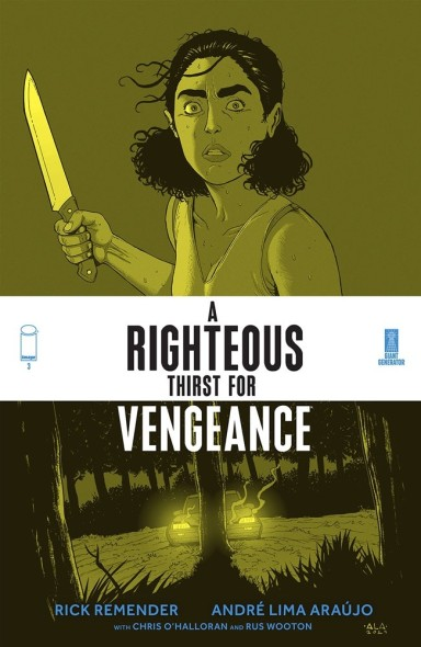 A RIGHTEOUS THIRST FOR VENGEANCE #3