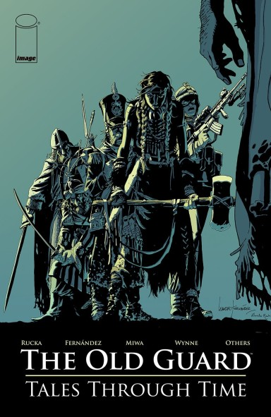 THE OLD GUARD: TALES THROUGH TIME TP