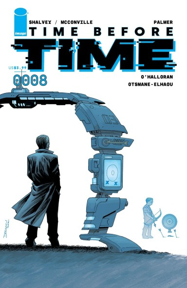 TIME BEFORE TIME #8