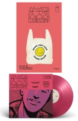 """WHAT'S THE FURTHEST PLACE FROM HERE? #2 DELUXE EDITION WITH 7"""" RECORD"""