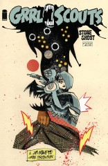 GRRL SCOUTS: STONE GHOST #2 (OF 6)