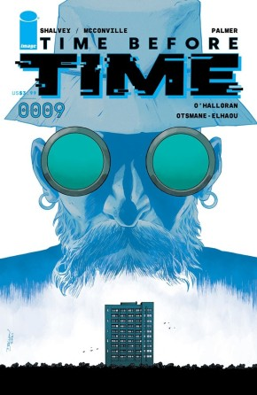 TIME BEFORE TIME #9