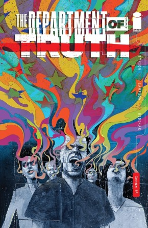 THE DEPARTMENT OF TRUTH #16