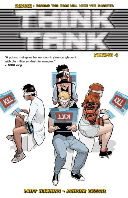 Think Tank, Vol. 4: Creative Destruction TP