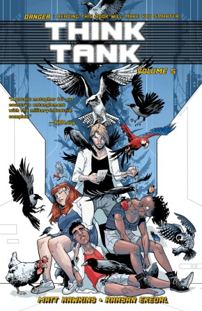 Think Tank, Vol. 5: Animal TP