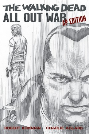 The Walking Dead: All Out War AP Edition HC