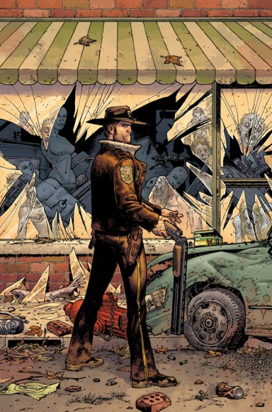 The Walking Dead #1 10th Anniversary Edition