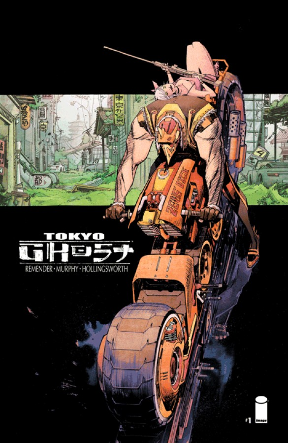 Tokyo Ghosts short story: All Coming Together