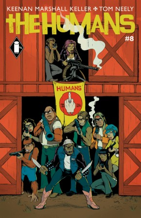 The Humans #8