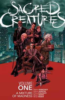 Sacred Creatures, Vol. 1