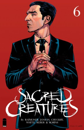 Sacred Creatures #6