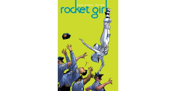 This August ushers in the return of ROCKET GIRL
