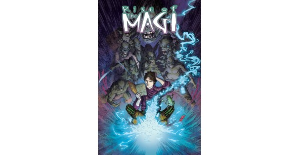 Early artwork from RISE OF THE MAGI revealed