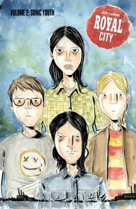 Royal City, Vol. 2: Sonic Youth TP
