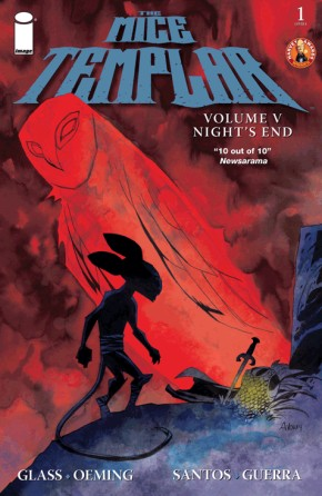 The Mice Templar V: Night's End #1
