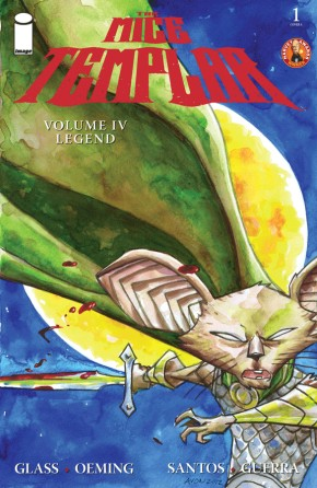 The Mice Templar IV: Legend #1