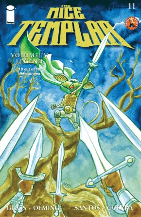 The Mice Templar IV: Legend #11