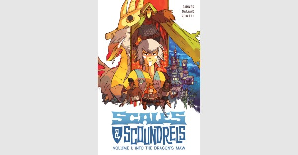 SCALES & SCOUNDRELS unfurls its wings this February