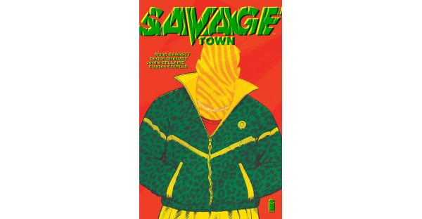 Declan Shalvey teams up with Philip Barrett and Jordie Bellaire for SAVAGE TOWN this September