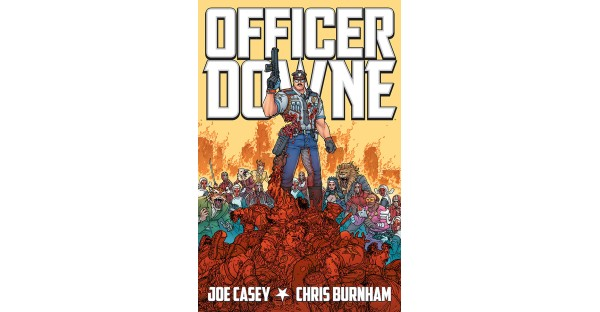 OFFICER DOWNE can't be kept down