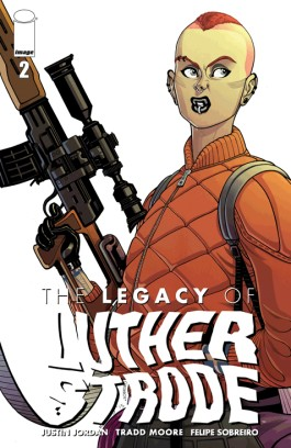 Legacy Of Luther Strode #2