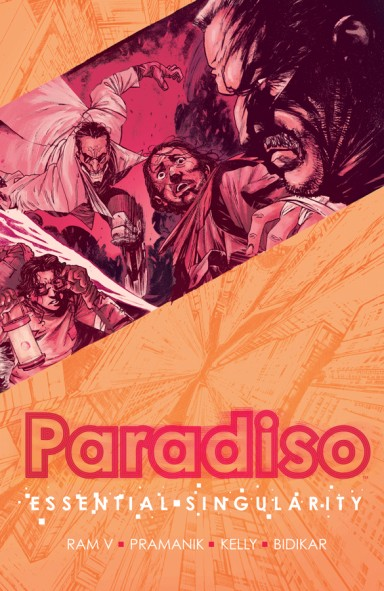 Paradiso, Vol. 1: Essential Singularity TP