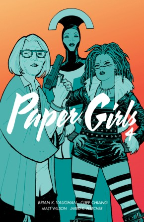 Paper Girls, Vol. 4 TP