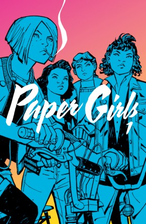 Paper Girls, Vol. 1 TP