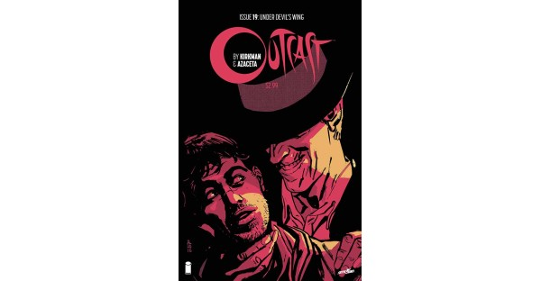 More chills and thrills from OUTCAST BY KIRKMAN & AZACETA