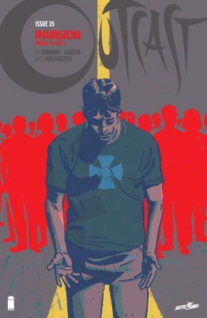 Outcast By Kirkman & Azaceta #35
