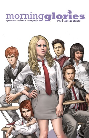 Morning Glories, Volume 1: For a Better Future