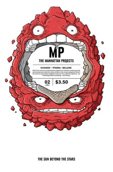 The Manhattan Projects: The Sun Beyond The Stars #2
